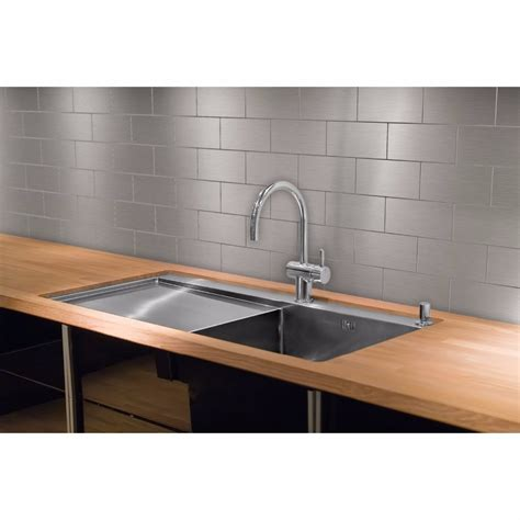 stick on backsplash for kitchen stick tiles backsplash reviews shopping stick
