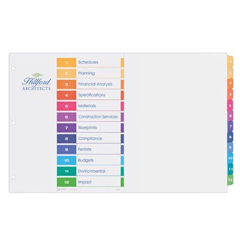 blank table  contents template  kids