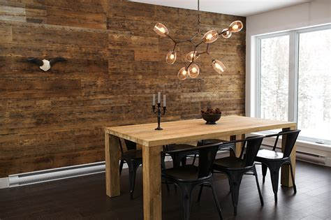 table cuisine pin bois de grange espace bois