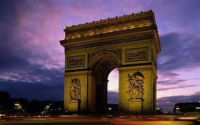Triomphe Arc France Paris