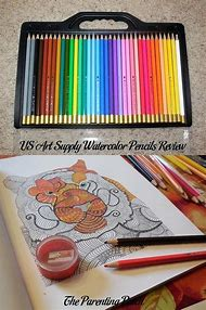 Art with Watercolor Pencils