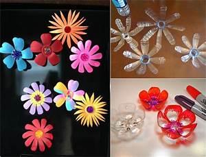 Blumen Basteln Kinder : recycling basteln mit kindern 13 kreative ideen f r jede jahreszeit ~ Frokenaadalensverden.com Haus und Dekorationen