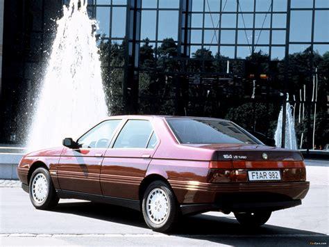 1991 Alfa Romeo 164 by Alfa Romeo 164 V6 Turbo 1991 1992 Images 2048x1536