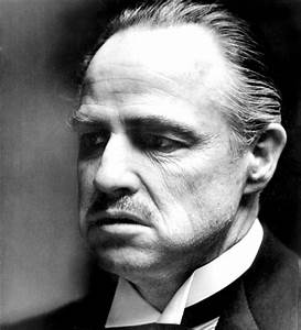 The Godfather - Don Vito Corleone – trendy wall mural ...