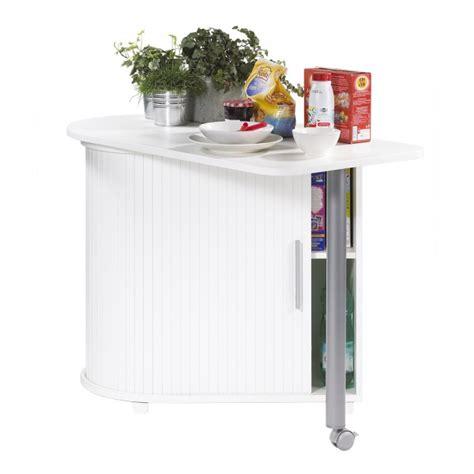 table cuisine pivotante table pivotante et meuble de rangement de cuisine blanc