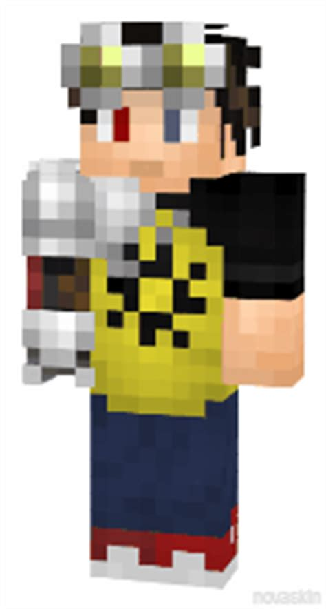 Redstone L Minecraft Skin by Lets See Your Characters Skins Mapping And Modding