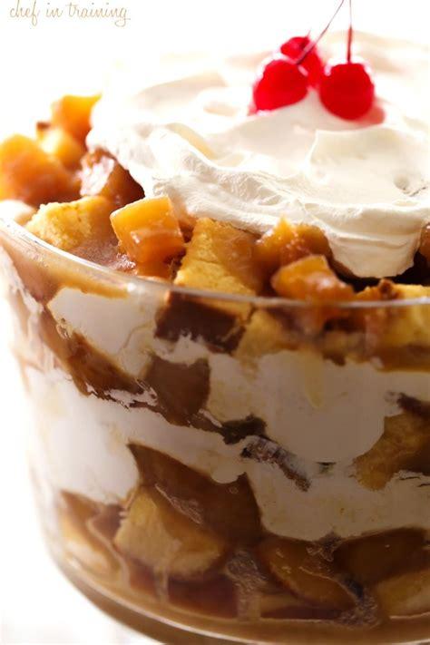 pineapple upside  cake trifle recipe seasons