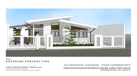 simple house bungalow design philippines design simple house manshownate bungalo houses