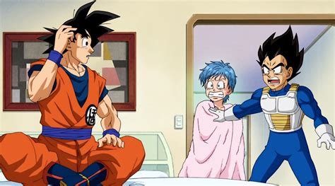 Review Dragon Ball Super Pisode Goku Le Pervers