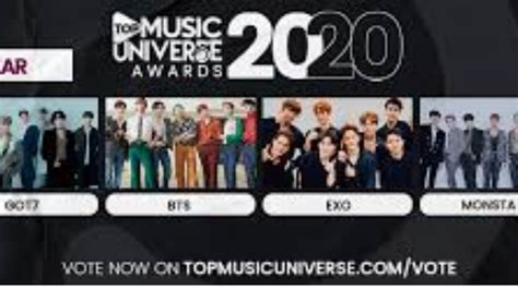 Here are the winners for the 2020 mtv video music awards. Music Universe Awards 2020 - What Are The Top Music Universe Awards 2020, Top Music Universe ...