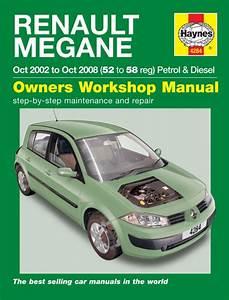 Reparationshandbok - Renault Megane