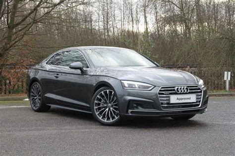 Used 2018 Audi A5 20 Tfsi 252 Quattro S Line 2dr S Tronic