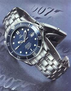 Omega Seamaster 007 Watch Wallpaper
