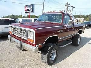 Find Used 1985 Dodge Pickup W
