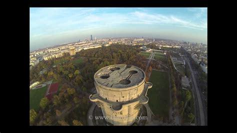 flak tower flaktuerme wien augarten geschuetzturm youtube