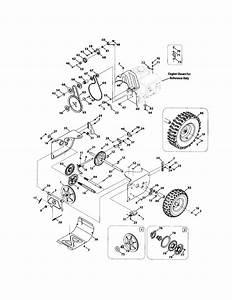 Drive System Diagram  U0026 Parts List For Model 31ah64eg795