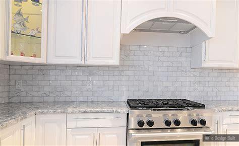 white carrara subway backsplash tile backsplash com