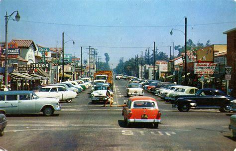 Garden Grove California News by Euclid Avenue Garden Grove California 1950s Khatam