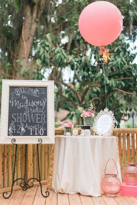 madisons beautiful outdoor bridal shower bridal shower