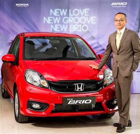 2016 honda brio facelift launched in india from rs 4 69 lakh