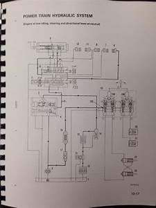Komatsu Dozer D21 Wiring Diagram