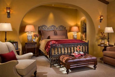 10 Bedrooms Infused With Spanish Interior Design Style