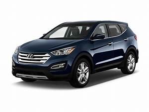 2013 Hyundai Santa Fe PicturesPhotos Gallery The Car