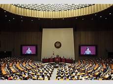 Political Shock South Korea's Parliament Passes Budget on