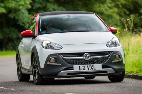 vauxhall adam rocks vauxhall adam rocks s 2016 review auto express