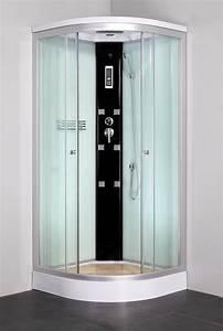 Cabine De Douche 90x90 : cabine de douche int grale newport 90x90 cm 1 4 de ~ Dailycaller-alerts.com Idées de Décoration