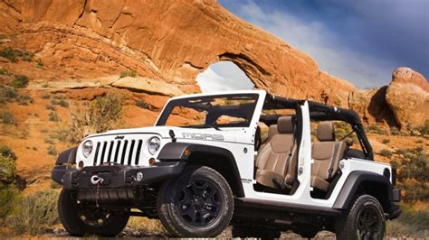 Full Hd Wallpaper Jeep Wrangler Cabriolet Off-road Vehicle