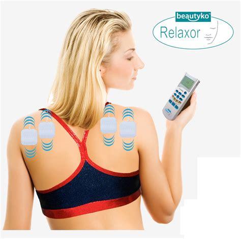 Amazon.com: Beautyko Relaxor Pro TENS Digital Pain Relief