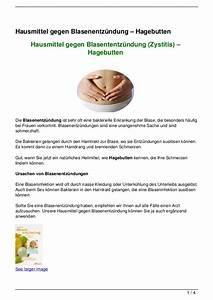 Hausmittel Gegen Mäuse : hausmittel gegen blasenentz ndung hagebutten ~ Lizthompson.info Haus und Dekorationen