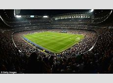 Real Madrid silent on use of Bernabeu for Copa del Rey