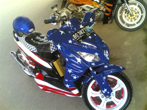 Nmax 2018 Palembang by Tempat Custom Motor Matic Customotto