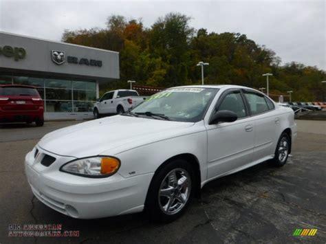 2004 Pontiac Grand Am Se Sedan In Summit White 703559