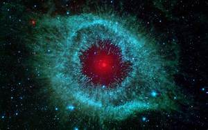 Space Images | Comets Kick up Dust in Helix Nebula