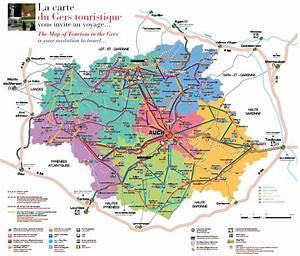 Carte Du Gers Détaillée : gers arts et voyages ~ Maxctalentgroup.com Avis de Voitures