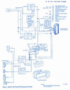Ford Thunderbird 1967 Electrical Circuit Wiring Diagram  U00bb Carfusebox