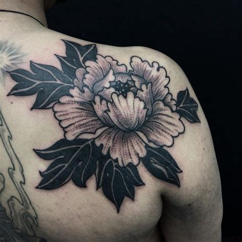 delightful blackwork tattoo designs redefining