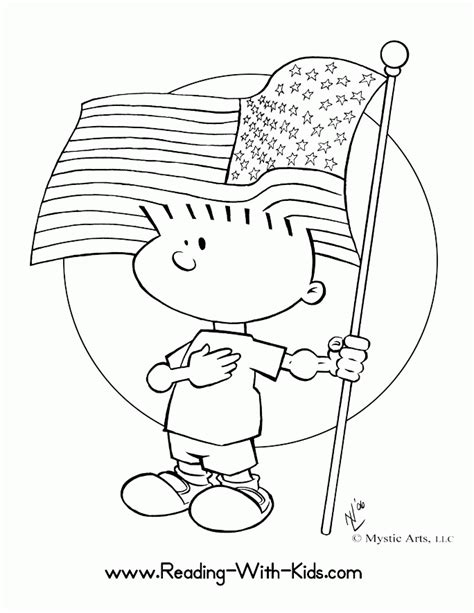 united states flag coloring pages coloring home