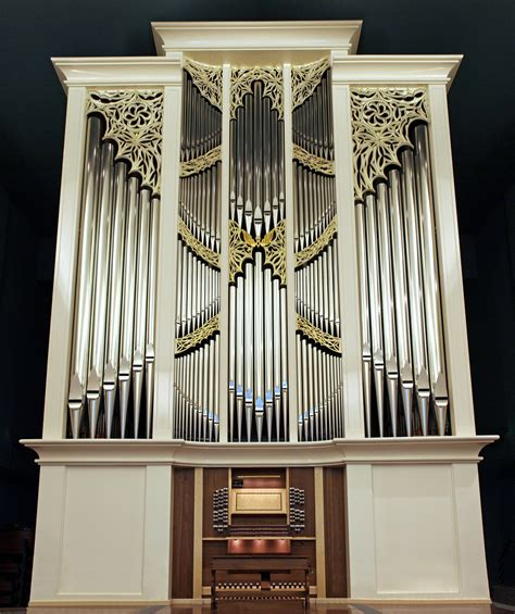 Paul Fritts And Co Associated Pipe Organ Builders Of America