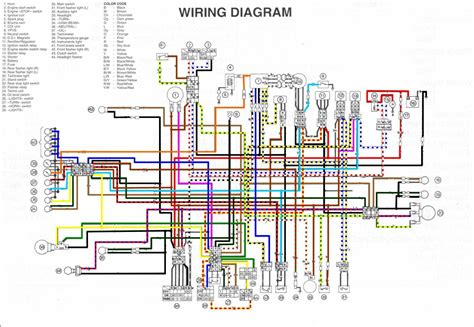 2010 Yamaha R6 Wiring Diagram Pdf by I A Yamaha Tzr It Has A New Battery When The Light