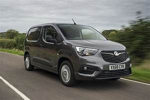 Review  Vauxhall Combo  2018