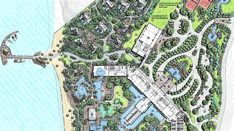 Plan Of Resort Ideas by Resort Master Plan Resort Landscape