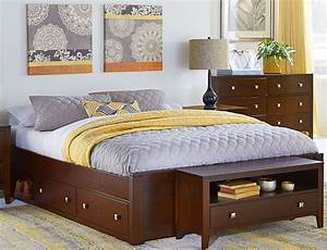 pulse, cherry, king, platform, bed, with, storage, from, ne, kids