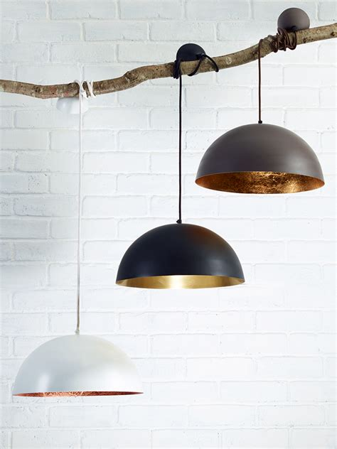 white copper pendant in 2019 extension lights