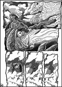 Godzilla vs. Gamera - Page 39 by kaijukid on DeviantArt