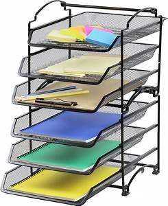 galleon simplehouseware 3 tier stackable desktop With simplehouseware 3 tier stackable desktop document letter tray organizer black