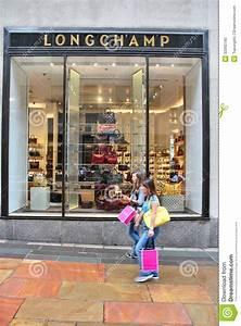 Longchamp Store, New York Editorial Image - Image: 33342740